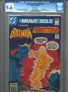 Brave And The Bold 172 Cgc 9.6 1981 Batman Firestorm Only 2 Higher @ 9.8