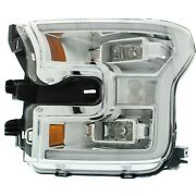 Capa Headlight For 2015-2016 Ford F-150 Driver Side