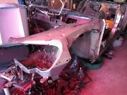 Bentley Continental Flying Spur Left Driver Side Chassis Leg Fender Support