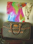 Ultra Rare Vintage Louis Vuitton Saks Fifth Fc Suitcase Luggage Keepall Carry On