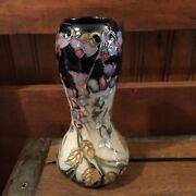 Moorcroft Pottery Fit For A Queen 82 92/6 Members Only Nib B