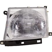 Headlight For 98-2000 Toyota Tacoma Sr5 Dlx Limited Pre Runner Left With Bulb
