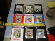 Collectors Ornaments Very Rare Refer To Pictures Pittsburgh Steelers Dated 2010