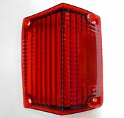 70 71 72 Chevy El Camino And Station Wagon Right Passengers Side Tail Light Lens