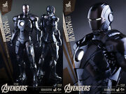 Hot Toys Sideshow Exclusive Iron Man Mark 7 Stealth Mode 1/6 Scale Figure Mms282