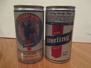 Sterling's Beer - Winner's Circle 1967 Proud Clarion Kentucky Derby 12 Oz Can 1