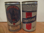 Sterling's Beer - Winner's Circle 1971 Canonero Ii Kentucky Derby 12 Oz Can