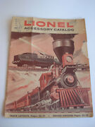 1959 Lionel Trains Illustrated Accessory Catalog Missile Age