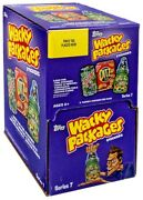Wacky Packages Series 7 Trading Card Sticker Box [48 Packs]