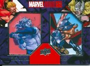 Upper Deck Marvel Annual 2017 Dual Comic Patches Cards You Choose Your Card