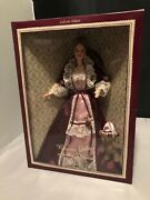 Nrfb-victorian Barbie With Cedric Bear 2000 Doll Collector's Edition