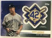 2018 Topps Update Jackie Robinson Day Medallion Patch Pick From List All Version