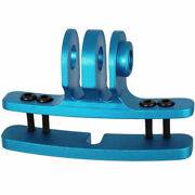Hk Army Goggle Camera Mount - Blue - Paintball