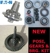 8 Ford True Trac Posi 28 - Gear - Bearing Kit Package - 3.80 Ratio - 8 Inch New