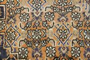 Authentic Wool Rnrn-319 4and0393and039and039 X 6and0395and039and039 Persian Bijar Rug