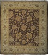 Authentic Wool 7' 6 X 8' 4 India Sultanabad Square Rug Rnr-9581
