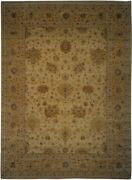 Authentic Wool 9and039 0 X 11and039 9 India Sultanabad Rug Rnr-9579