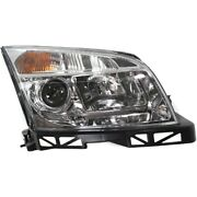 Headlight For 2006 2007 2008 2009 Mercury Milan Right With Bulb