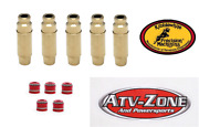 Kibblewhite Intake And Exhaust Valve Guides And Seals Raptor 660r 2001-2005