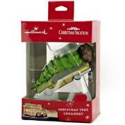 Hallmark 2016 National Lampoon Christmas Vacation Griswold Family Tree Ornament