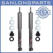 Maxorber Rear Pair 2x Shocks Struts Absorbers For Ford Mustang 2005-2014 349026