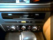 Audi A7 Heat/ac Controller Front 3 Knobs Opt 9ak W/heated Seats Id 4g