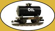 Hartland Locomotive Works 15411 Mini Oil Tank Car G-scale New In Factory Package