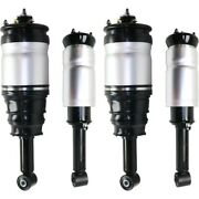 Shocks Set For 2006-2013 Land Rover Range Rover Sport Front And Rear, Lh And Rh 4pcs