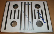 Stainless Steel Cut Out Drip Tray And Drain Pan Beer Kegerator Coffee 11 X 8-1/2