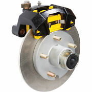Tie Down 82091 G5 Stainless Steel Disc Brake Assembly 9.6 5 Lug