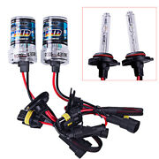 2pcs Hid Bixenon Xenon Kit Bulb 35w 4300k 6000k H1 H7 9005 Styling Car Light