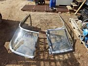 1997 Chris Craft Ultra 21 Windshield Window Glass Walk Through