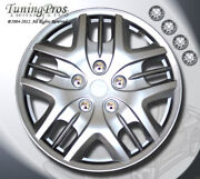 16 Inch Hubcap Wheel Cover Rim Covers 4pcs With Abs Plastic Style B025