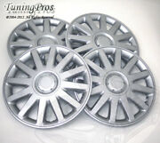 4pcs Wheel Cover Rim Skin Covers 16 Inch Style B610 Hubcaps With Improved Tab