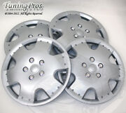 4pcs Wheel Cover Rim Skin Covers 16 Inch Style B720 Hubcaps With Improved Tab
