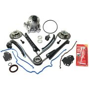 Timing Chain Kit For 2004-2009 Ford F-150 2011-2014 Expedition With Water Pump