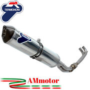 Full Exhaust System Termignoni Yamaha T-max 500 2011 Motorcycle Relevance Steel