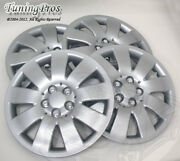 4pcs Wheel Cover Rim Skin Covers 16 Inch Style B721 Hubcaps With Improved Tab