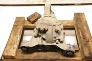 Rear Differential Carrier Axle Electric 4.8l Fits 11-18 Porsche Cayenne 92a Oem