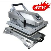 Large 40x60cm Specialty Swing-away Pull-out Drawer Tshirt Heat Press Ship Free