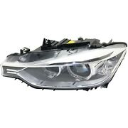 New Hid Headlight Driving Head Light Headlamp Driver Left Side For 320 Hid/xenon