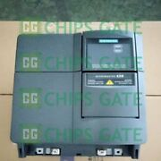 1pcs Used Siemens 6se6420-2ad27-5ca1 7.5kw 380v Tested In Good Condition