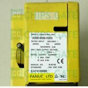 1pcs Used Fanuc A06b-6089-h205 A06b6089h205 Tested In Good Condition