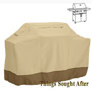 Cover For Xlg Cart Style Bbq Grill Propane Charcoal Natural Gas Barbecue Veranda