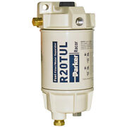 Racor 230rmam Diesel Fuel Filter Water Separator Assembly 10 Micron