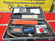 Spy 725 Holiday Detector Tester Pipeline Equipment W/ Case And Batteries Tool 1