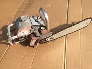 1962 Lombard Governor Collectible Chainsaw Model Vintage Antique Chain Saw