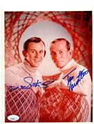 The Smothers Brothers Dick/tom Signed Autographed 8x10 Jsa Cc82557