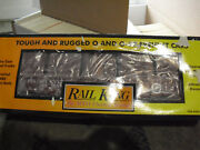 Mth Rail King O Scale Pennsylvania Gondola Car With Lcl Containers 30-7250 Nib