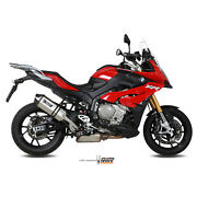 Mivv Bmw S 1000 Xr 2015 15 Exhaust High Speed Edge Motorcycle
